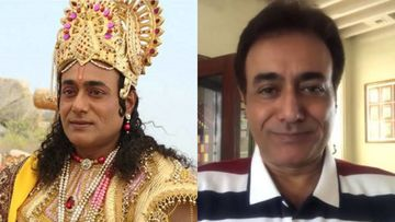 Mahabharat's Lord Krishna Nitish Bharadwaj Debuts On Twitter, Insta And YouTube; Fans Go Berserk – VIDEO