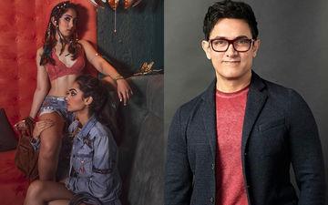 ग्लैमरस लुक में दिखी आमिर खान की बेटी इरा, सोशल मीडिया पर शेयर की हॉट तस्वीर