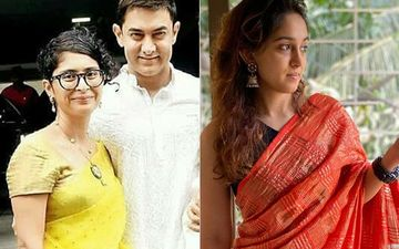 Eid-Ul-Fitr 2020: Aamir Khan's Daughter Ira Khan Is Winning The Internet As She Drapes A Gorgeous Saree Gifted To Her By Kiran Rao