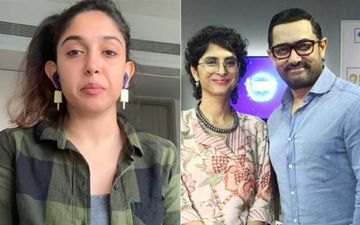 Aamir Khan's Daughter Ira Khan Reveals Bits Of Advice She Received From 'Aunt' Kiran Rao Which Worked For Her For Battling Depression