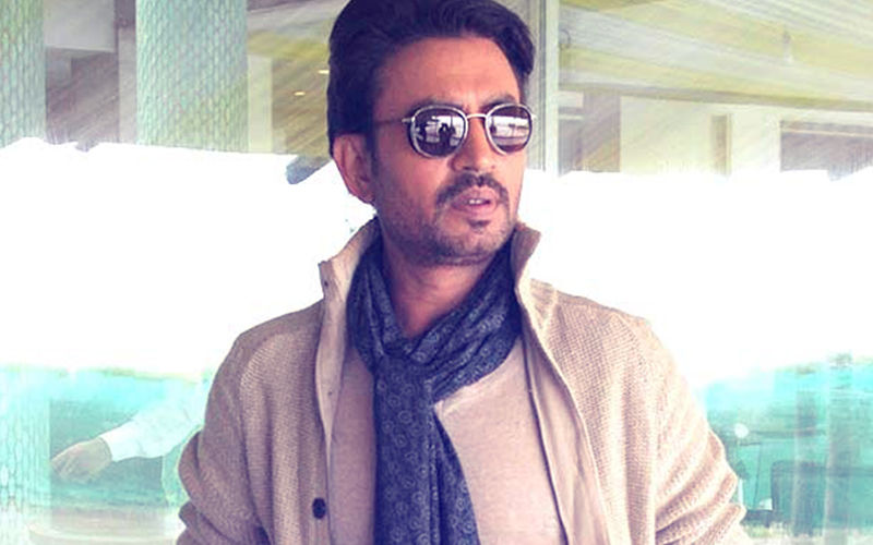 This Is What Irrfan Khan's Current Display Picture On Twitter Looks Like!