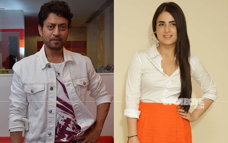 Irrfan Khan's Death Anniversary: Angrezi Medium Co-Star Radhika Madan Fondly Remembers The Late Actor: 'We Created Our Own Pool Of Memories'