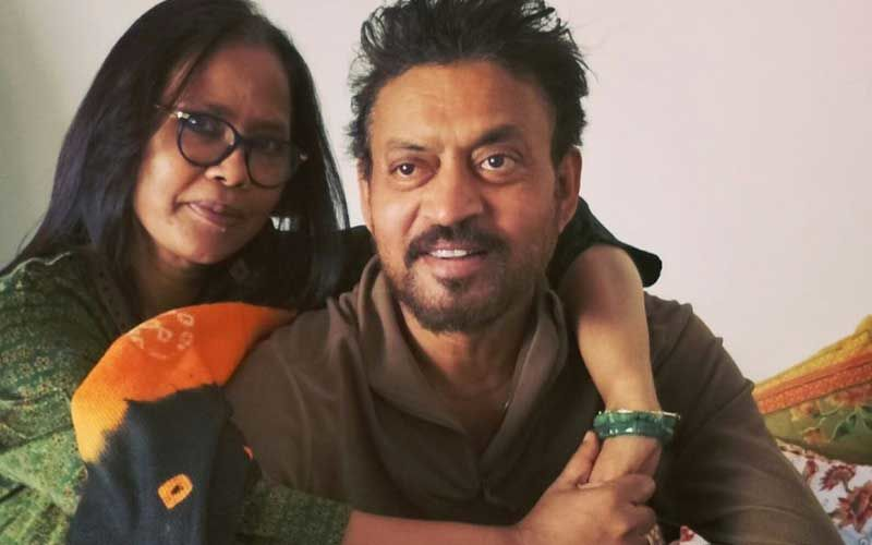 Irrfan Khan's One Month Death Anniversary: Wife Sutapa Writes A Heartfelt Note For Husband; 'Just A Matter Of Time, Milenge Baatein Karenge'