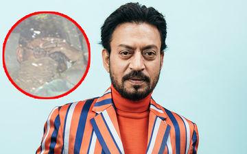 Irrfan Khan Preps For Hindi Medium 2? Snapped Outside Maddock Films Office