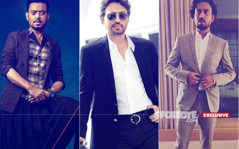 'I Am Depressed That Irrfan Khan Is Unwell & Want Him To Get Well Soon'
