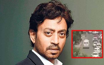 Irrfan Khan Passes Away: Video Of Actor's Mortal Remains Being Taken For Last Last Rites Surfaces- Video