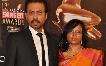 Irrfan Khan's Wife Sutapa Releases A Statement For His Fans: 'Tears Will Flow As We Plant A Raat Ki Rani To The Place Where You Have Put Him To Rest'