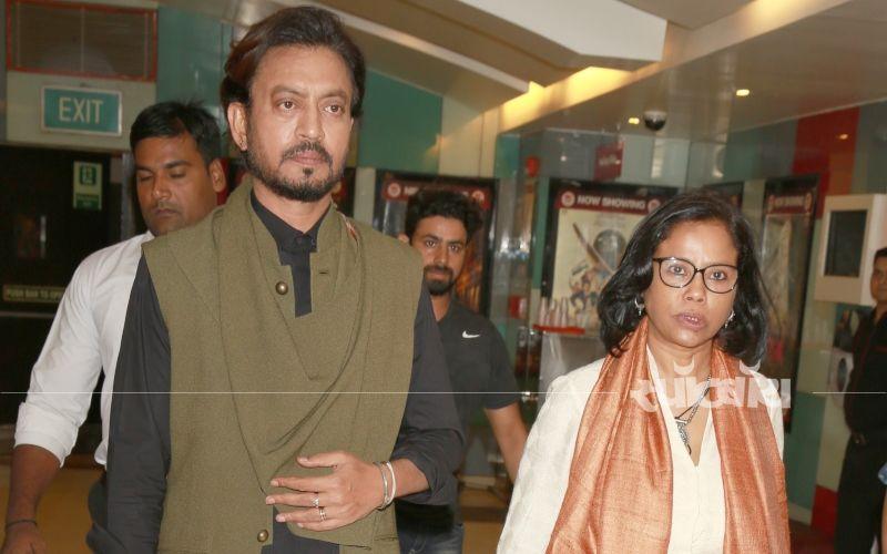 काम पर लौटे इरफान खान, पत्नी ने इमोशनल पोस्ट लिखकर सबका शुक्रिया अदा किया