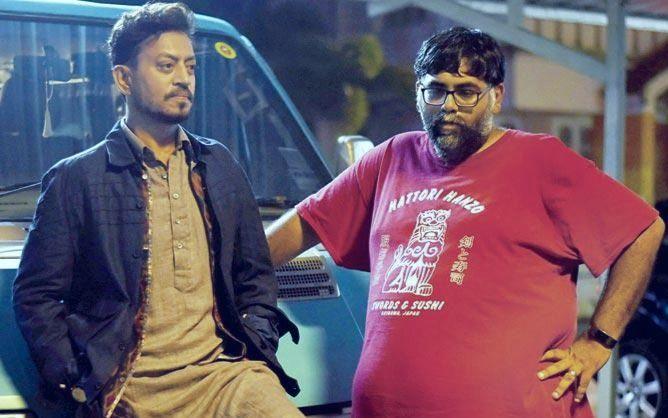 कारवां के निर्देशक आकर्ष खुराना ने कहा इरफ़ान खान बेहतरीन अभिनेताओं में से एक है!