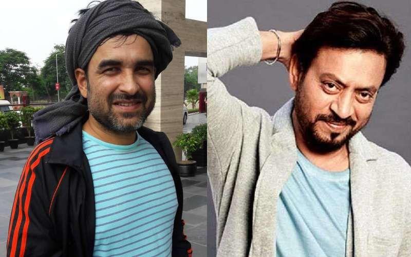 इरफान खान की वजह से पंकज त्रिपाठी ने साइन की 'अंग्रेजी मीडियम', कही बड़ी बात