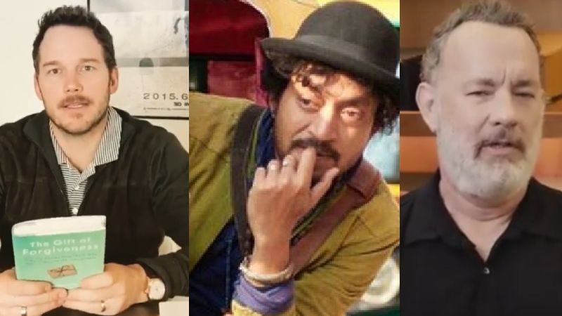 Irrfan Khan Dies Of Cancer: Chris Pratt, Danny Boyle Express Grief On Bollywood Star's Demise; Old Note Of Tom Hanks To Irrfan Goes Viral