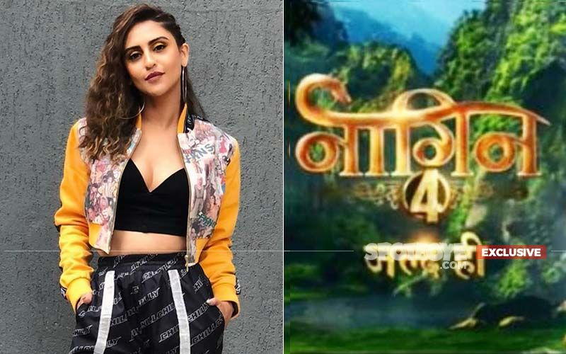 Is Krystle D'souza The New Naagin In The Fourth Part? Actress Has This To Say- EXCLUSIVE