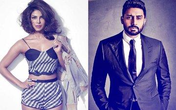 Is Rohit Roy Directing Priyanka Chopra & Abhishek Bachchan In Sanjay Leela Bhansali's Next?