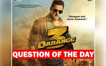 Is Salman Khan's Dabangg 3 On Your Watch-List This Weekend?