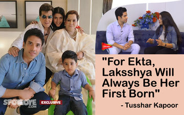 Is Tusshar Kapoor A Strict Or Lenient Father?- Watch As The Actor Opens Up On His Parenting Style And More!