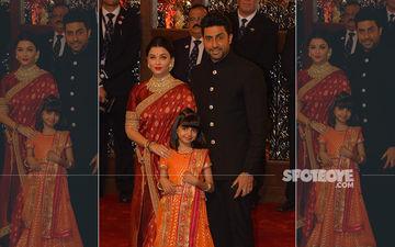 Isha Ambani-Anand Piramal Wedding: Abhishek-Aishwarya Rai Bachchan Look Oh-So-Gorgeous