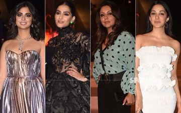 Isha Ambani And Sonam Kapoor Auction Bash: Gauri Khan, Neha Dhupia, Bhumi Pednekar, Kiara Advani Make A Fashion Splash
