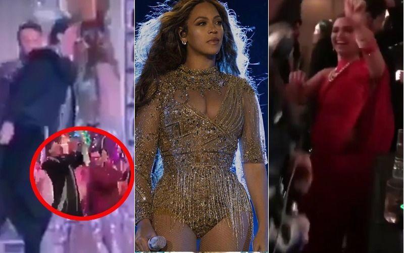 Video: ईशा अंबानी की संगीत सेरेमनी के दूसरे दिन स्टेज पर बियोंसे के अलावा बॉलीवुड सितारों ने भी दिखाया अपना दम