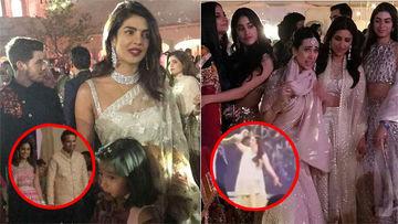 Isha Ambani's Sangeet: बॉलीवुड सितारों की चमक से रोशन हुआ समारोह, स्टेज पर अंबानी परिवार ने किया जमकर डांस