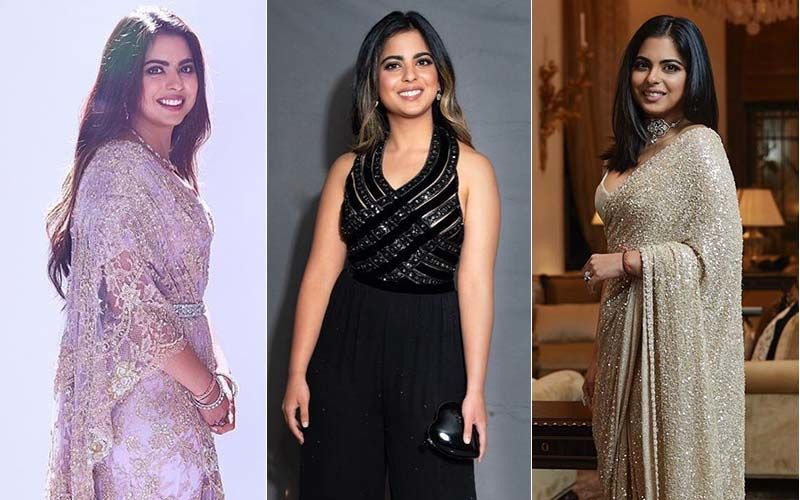 Isha Ambani's Wardrobe Is A Fash Masterclass In World's Most Expensive Brands And How To Flaunt Them-PICS