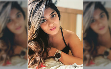 Isha Keskar's Smoking Hot New Picture Is Making Heads Turn By Flaunting Her Low Plunging Neckline