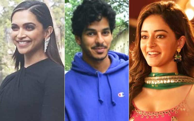 Diwali 2020: Deepika Padukone, Ananya Panday, Ishaan Khatter Arrive In Style At Siddhant Chaturvedi's Residence For Diwali Bash
