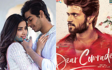 Ishaan Khatter And Janhvi Kapoor To Team Up The Second Time For The Hindi Remake Of Vijay Deverakonda's Dear Comrade?