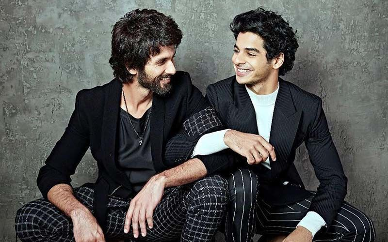 Ishaan Khatter Defends Shahid Kapoor As A Troll Tries To Bash Him