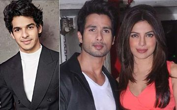 "Ishaan Khatter Names ""Priyanka Chopra"" As His Favourite Among Shahid Kapoor's Exes"