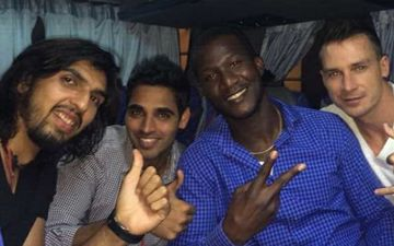 Days After Darren Sammy Accused Ishant Sharma Of Racism, Netizens Dug Up Proof Of Him Calling Sammy 'Kalu'