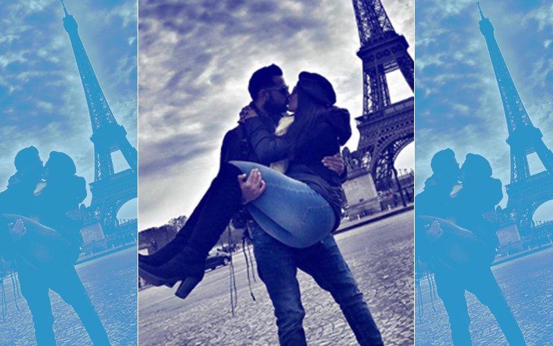 2ND Honeymoon: Ishita Dutta-Vatsal Seth Kiss & Tell At Eiffel Tower
