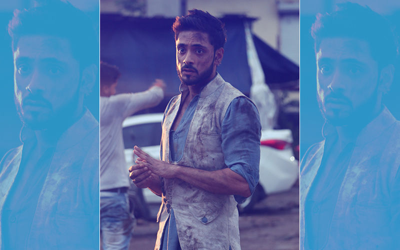 Ishq Subhan Allah's Adnan Khan Injured On-Set, Yet Again. Double Whammy!