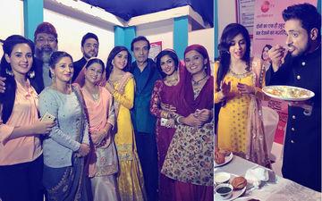 Eid, Ishq Subhan Allah Style: Eisha Singh & Adnan Khan Soak In The Festivities