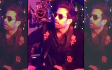 Ishqbaaaz Leaked Video: Nakuul Mehta Shoots As Rockstar Shivaansh Singh Oberoi