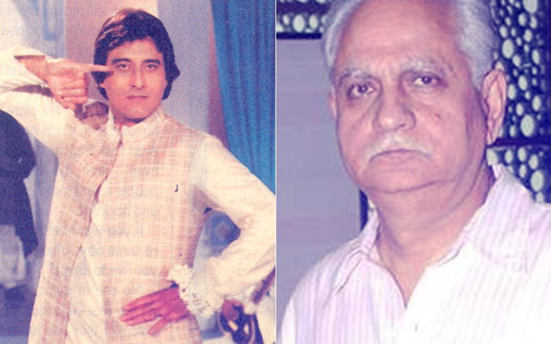 It's Sad That My Film With Vinod Khanna Could Not See The Light Of Day, Says Ramesh Sippy