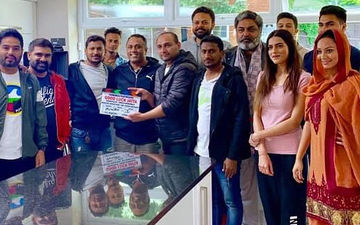 It's A Wrap For 'Good Luck Jatta' UK Schedule, Announces Naiqra Kaur
