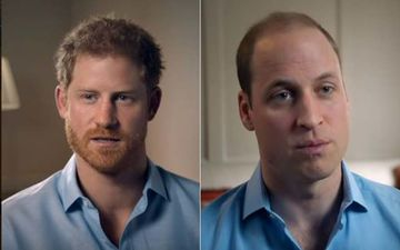 Prince Harry Reveals He And Prince William Are On 'Different Paths'