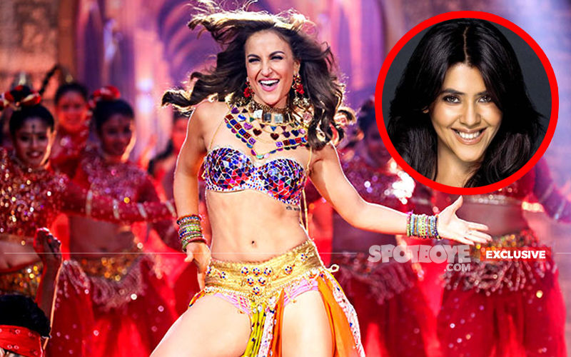 Item Girl Perception of Elli AvRam Might Be Washed Out, Courtesy Ekta Kapoor