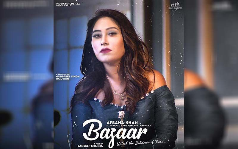 Bazaar: Afsana Khan's Latest Single Is Playing Exclusively On 9X Tashan