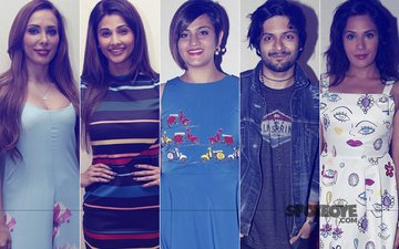 Iulia Vantur, Daisy Shah, Ali Fazal, Richa Chadha Attend The Screening Of Shweta Rohira's Short Film, Parineeti