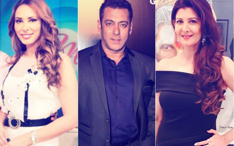 Will Salman Khan's Favourite Ladies- Iulia Vantur & Sangeeta Bijlani NOT ATTEND Tiger Zinda Hai Screening?