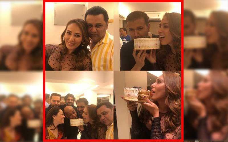 Happy Birthday Iulia Vantur: Lady Celebrates Birthday With Close Friends, Salman Khan Is MIA - Inside Pics