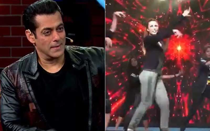 Salman Khan's Rumoured GF Iulia Vantur Shares Throwback Video Of Her Grooving To SRK's Song Laila Main Laila From Raees