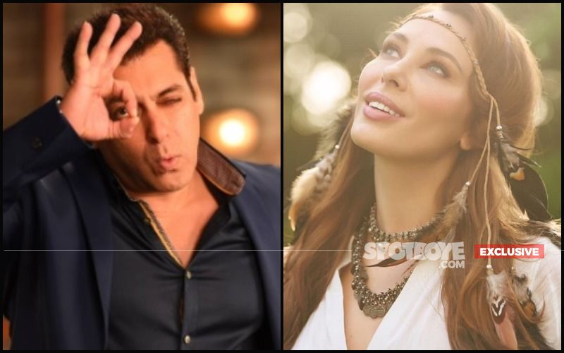 Salman Khan Gifts Iulia Vantur A Sparkling Diamond Ring On Her Birthday And Guess Whose Suggestion Was It? - EXCLUSIVE