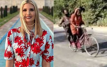 Ivanka Trump Shares Pic Of 15-Year-Old Jyoti Who Pedalled For 1200 Km Carrying Injured Father; Receives Flak For Calling It 'Beautiful Feat Of Love'