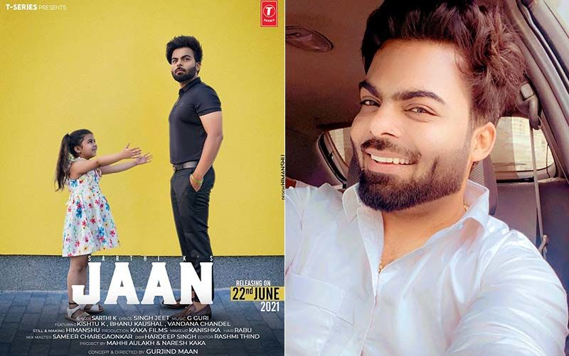 Jaan: Sarthi K And Adorable Kanishtha Kaushik Leave Everyone Teary-Eyed With Their New Song On Father-Daughter Love