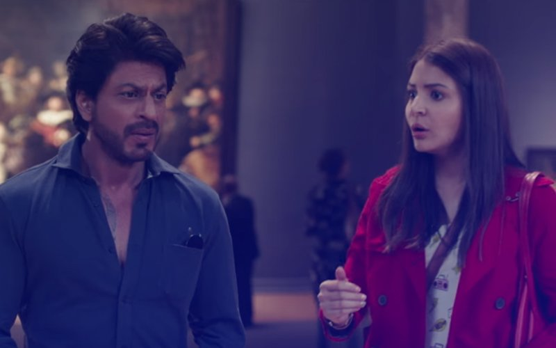 Jab Harry Met Sejal, Mini Trailer 5: Shah Rukh Khan Helps Anushka Sharma Find Her Engagement Ring