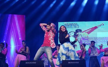 Jabariya Jodi Stars Parineeti Chopra And Sidharth Malhotra Present A Rocking Performance At Tashan Nites