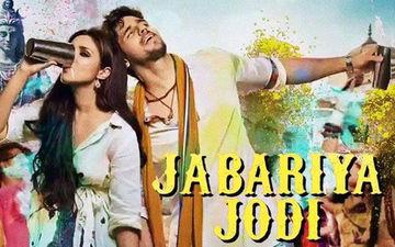 Jabariya Jodi Box-Office Collection Day 2: Sidharth Malhotra-Parineeti Chopra's Romantic Comedy Fails To Witness Much Of A Growth