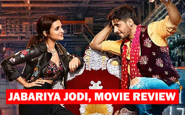 Jabariya Jodi, Movie Review: This Parineeti Chopra-Sidharth Malhotra Message Lands With A Thud